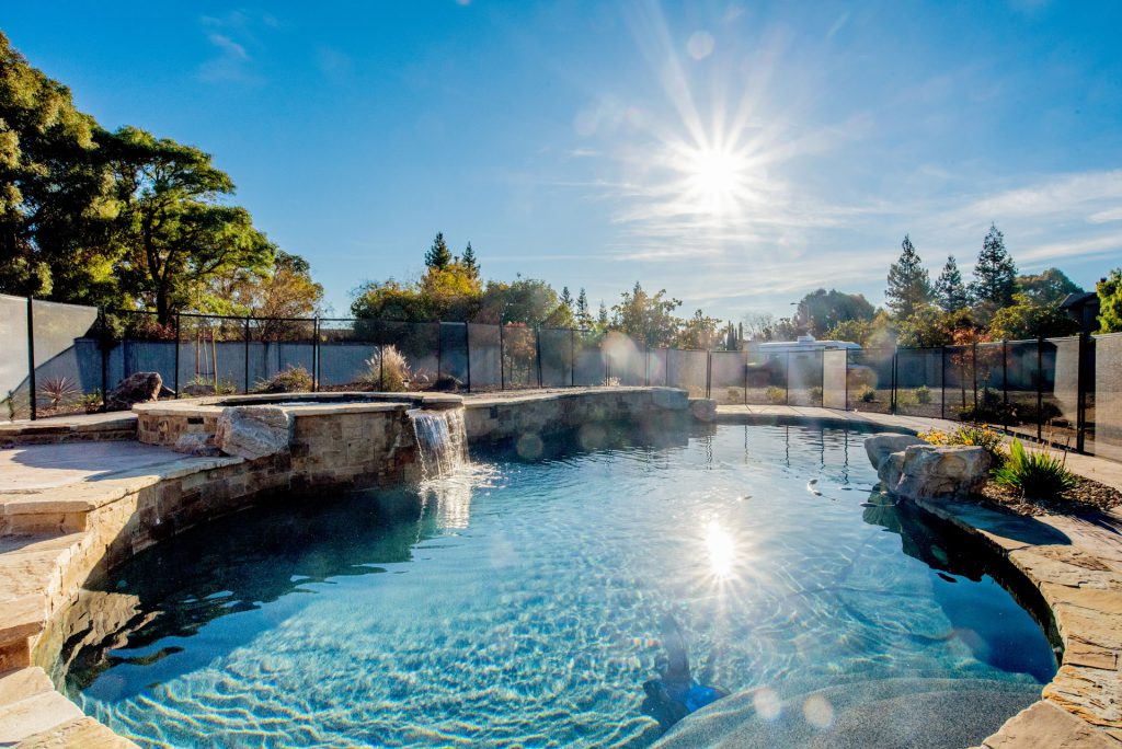 new pool startup in pleasanton california