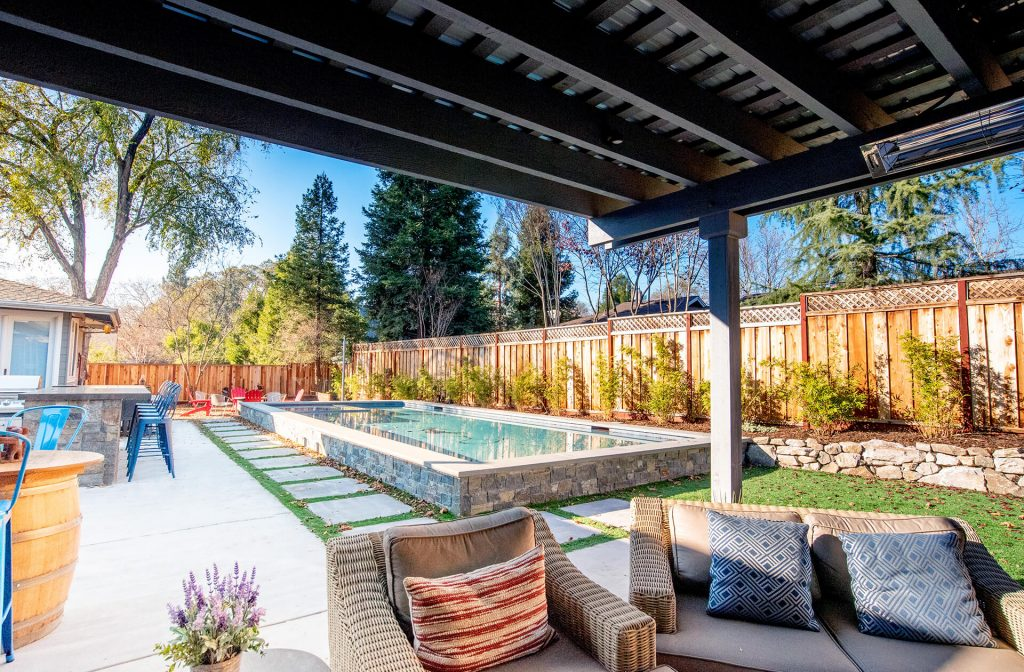 pleasanton pool services