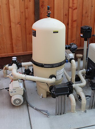 pool equipment repair and maintenance